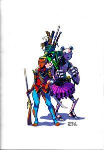 Robot Tutù (color)