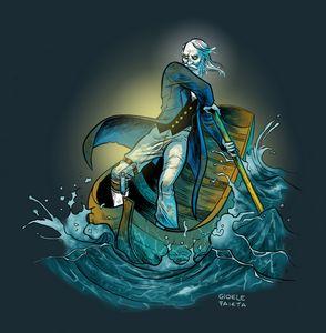 Caronte/Ahab