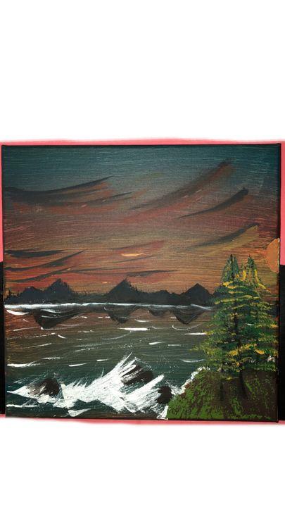 lakeside view - Adam