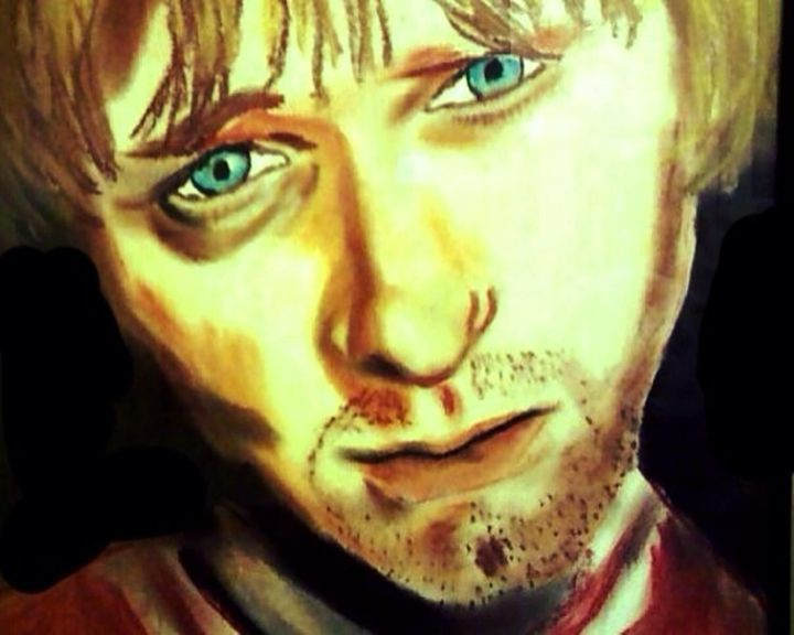 Cobain's edge - Trey duz art