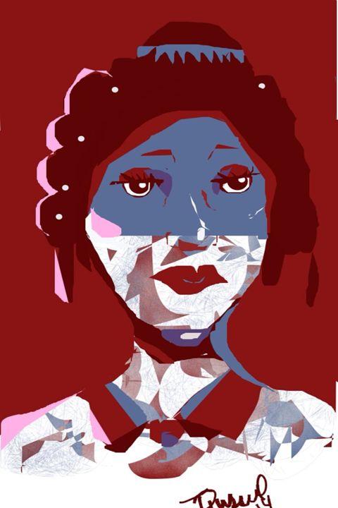 Mademoiselle - Trey duz art