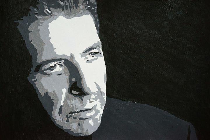 Leonard Cohen - Mantraprint
