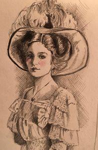 Lace Lady
