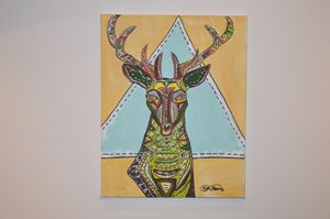 Tribal Deer