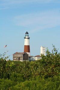 Montauk Lighthouse Late Summer