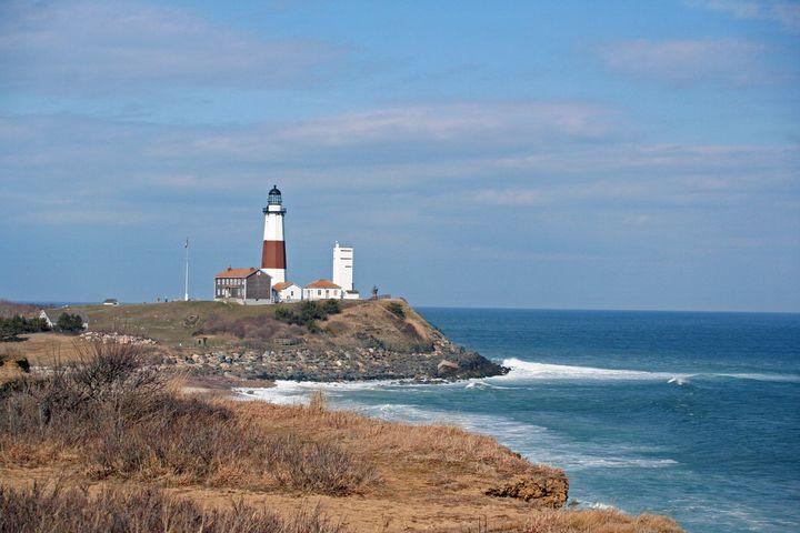 Montauk Lighthouse/Camp Hero - Karen Silvestri-Inspired By God's Beauty