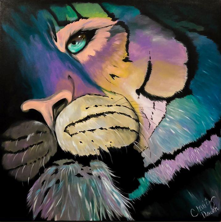 Lisa - Charity Dawnn Art