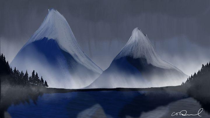 Blue Mountains - Cara O'Doniel Design