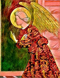 The Angel Gabriele - Brenda Winters