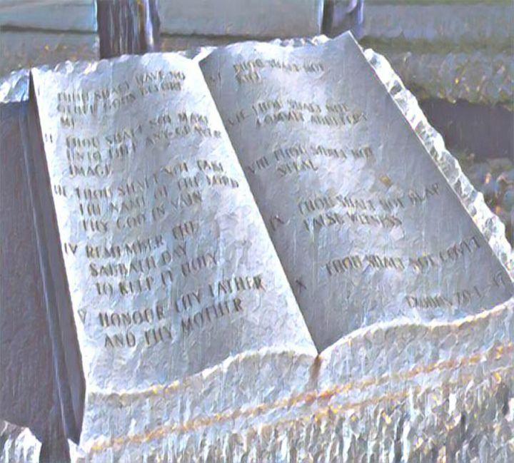 Ten Laws of God - Brenda Winters