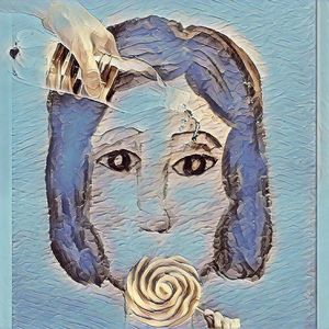 Brenda Winters Watercolor Woman