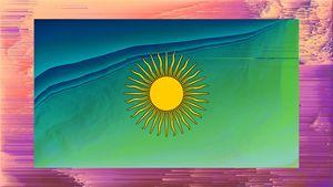 Sun glitch