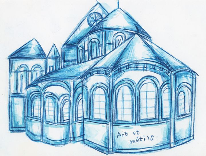 Arts et Métiers - Tung_Artwork