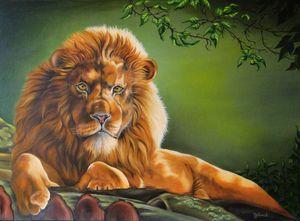 Lion - Neringa Jakimcik