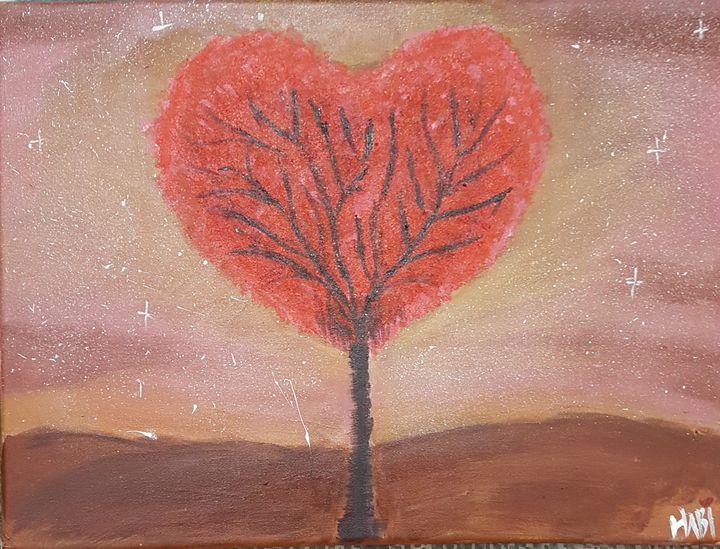 love - Art by Habi