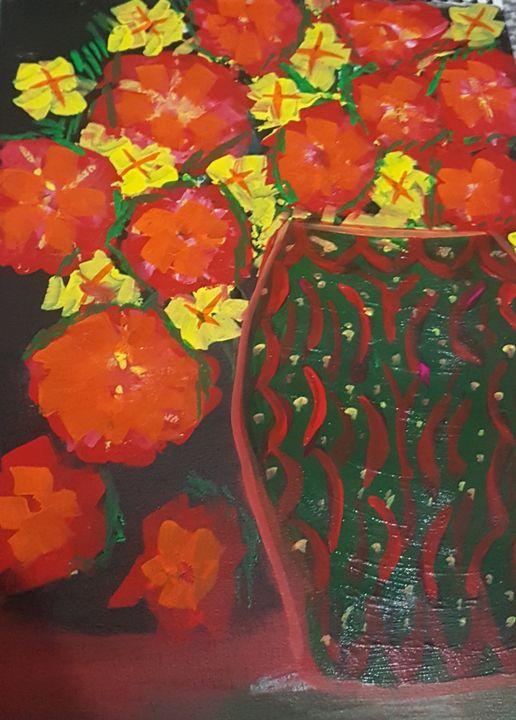 Flowers - Art by Habi