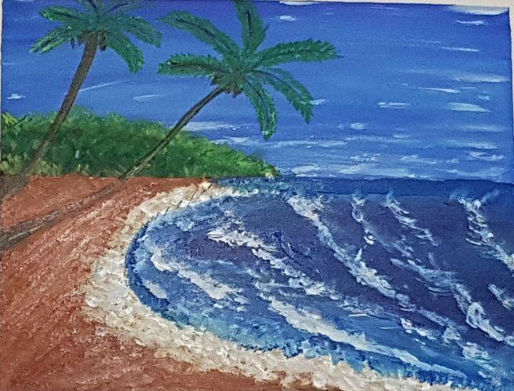 Ocean - Art by Habi