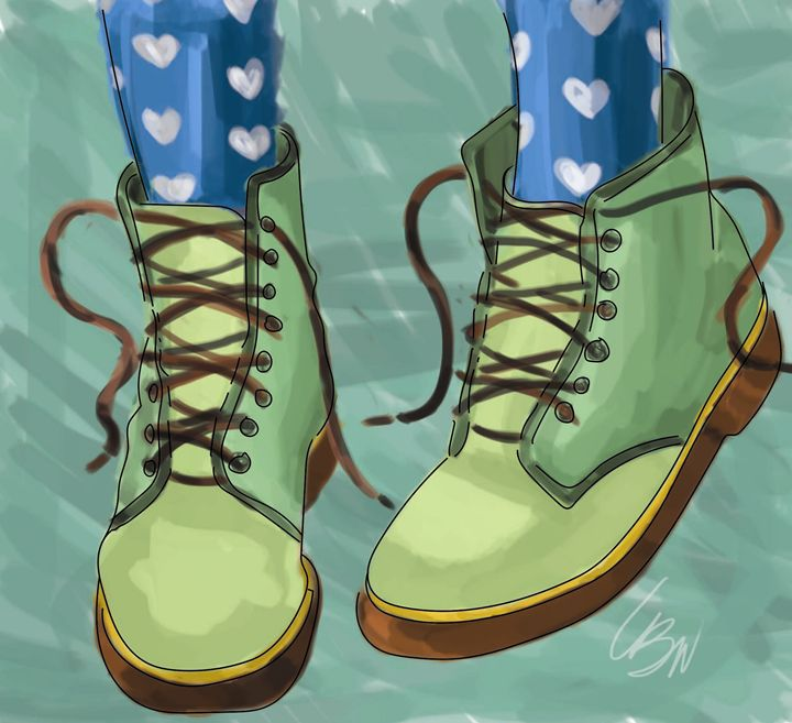 Heart and Boots - LittleFeet