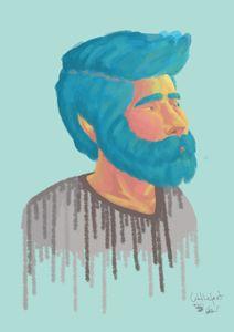 The Blue Beard
