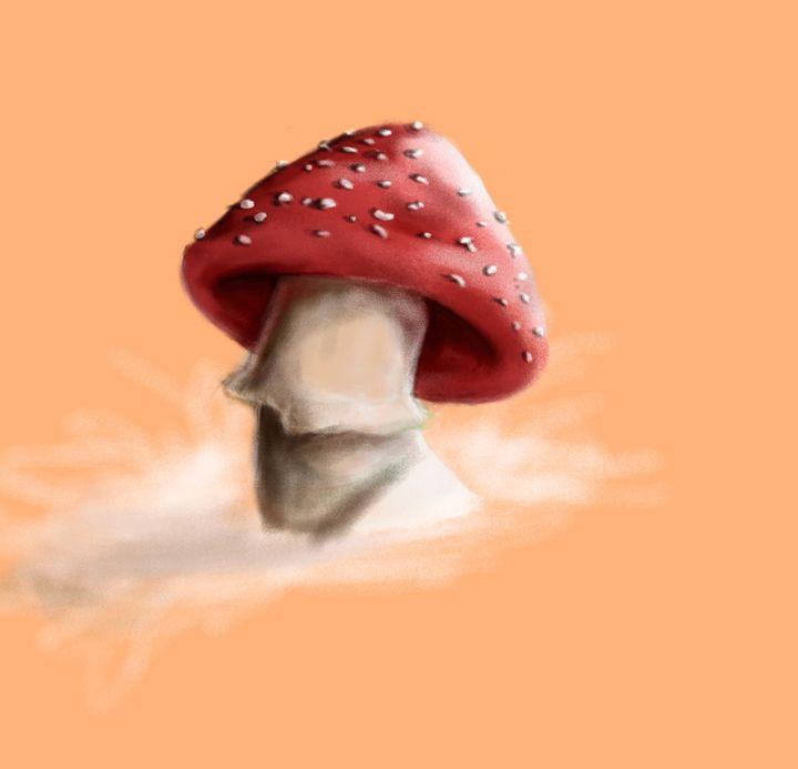 Fairy Mushroom - LittleFeet