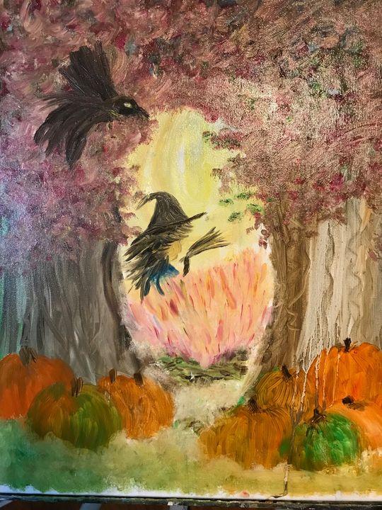 moonlight rituals - Deborahmillsopen door