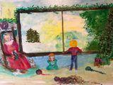 0riginal painting