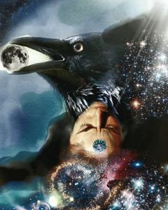 The Raven Dreaming
