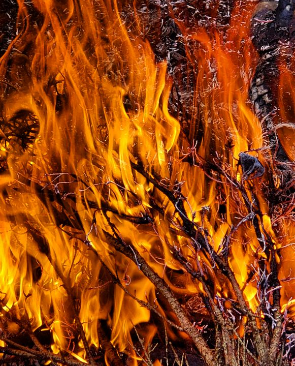 Alchemy Fire - The Adhizen