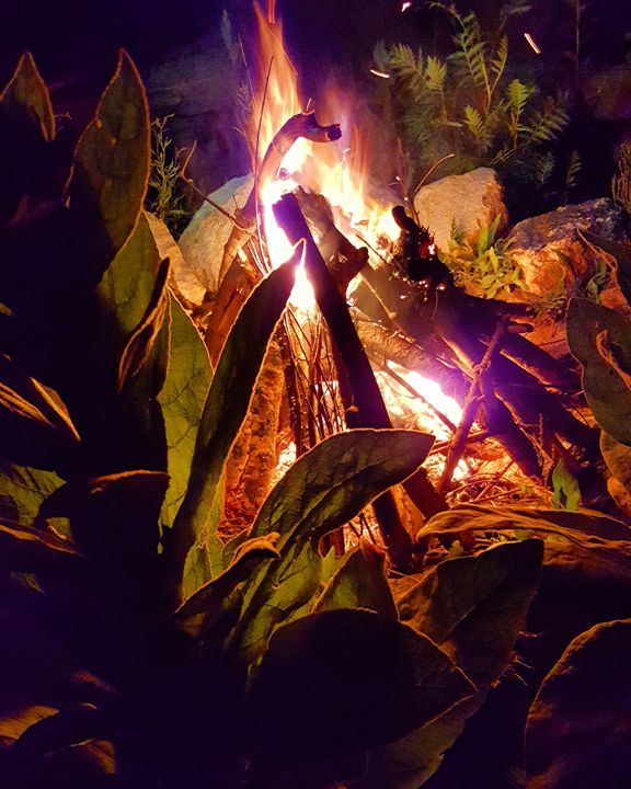 Solstice Fire - The Adhizen