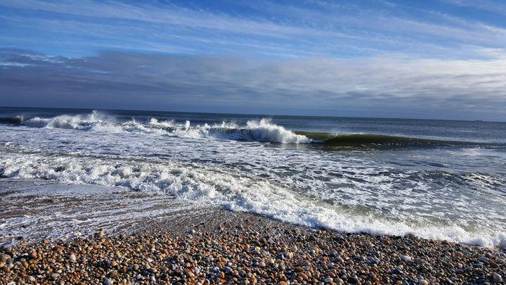 Ocean Surf Winter Rhode Island 2018 - The Adhizen