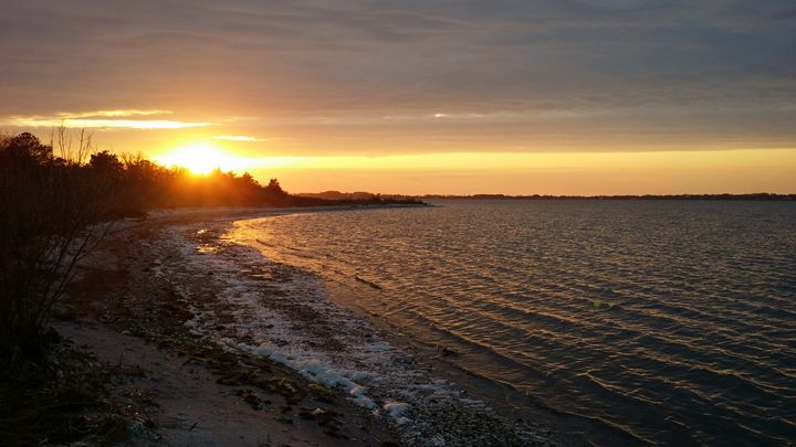Sunset - The Adhizen