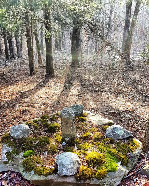Faery Forest Altar - The Adhizen