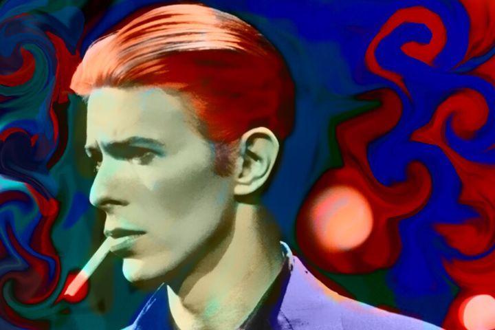 David Bowie Pop - GrumpyUncle