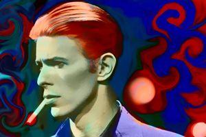 David Bowie Pop