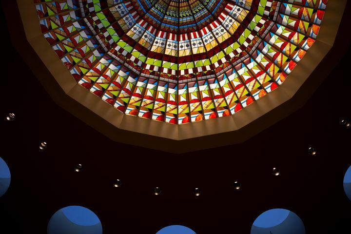 A Kaleidoscope of Shapes - Amelia Painter