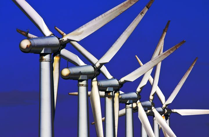 Aging Wind Turbines - Amelia Painter