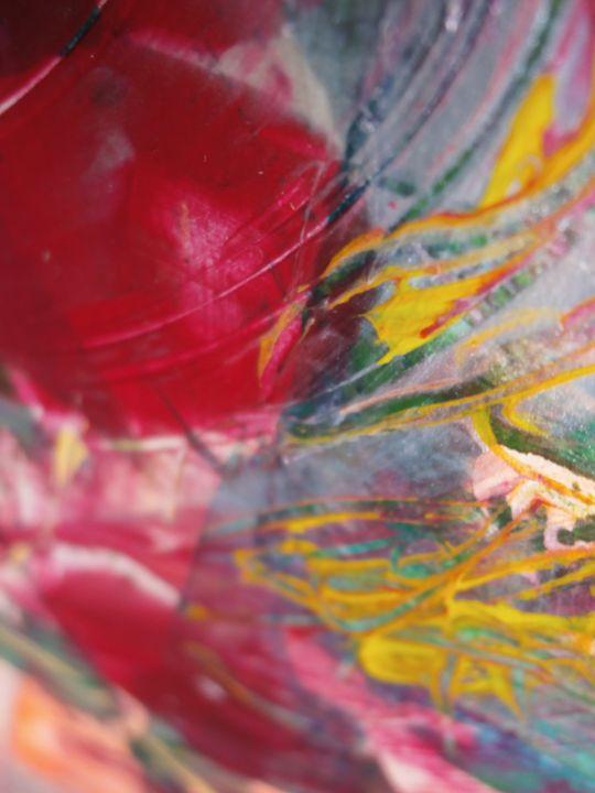 Momentious change - The artist P G Kimble