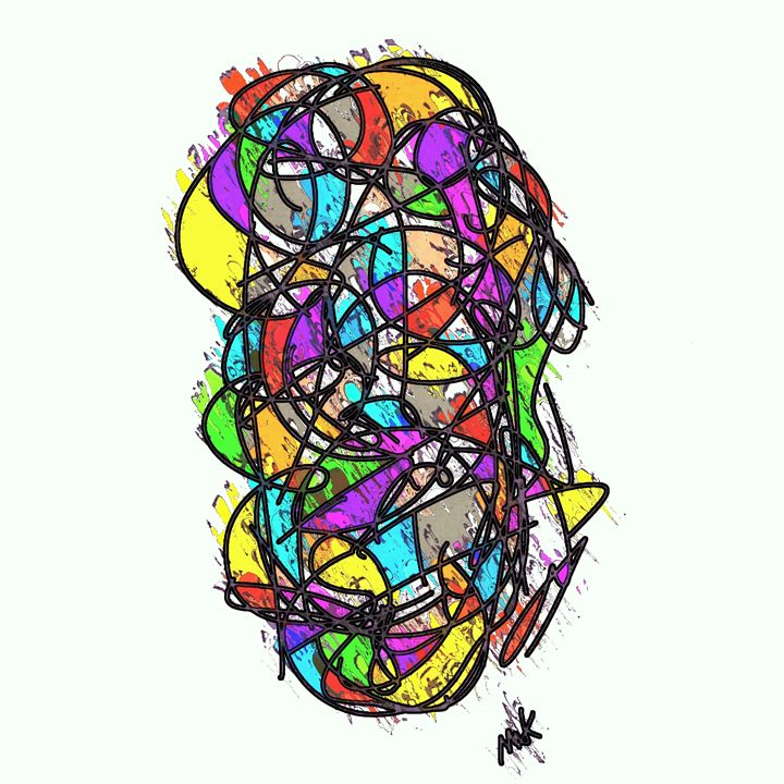Color My World - MAK