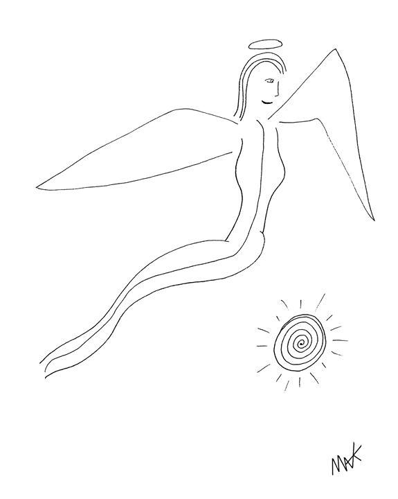 Angel's Flight - MAK