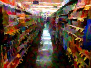 Memories of a Full Aisle (MAK)
