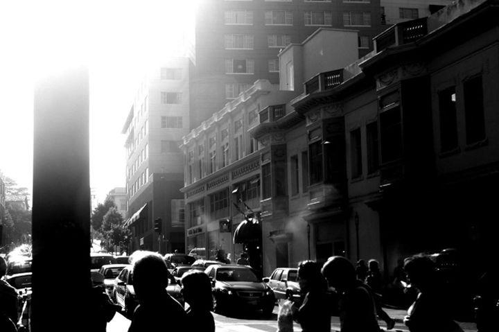 Salt of the City - Rebecca Clark-Gray