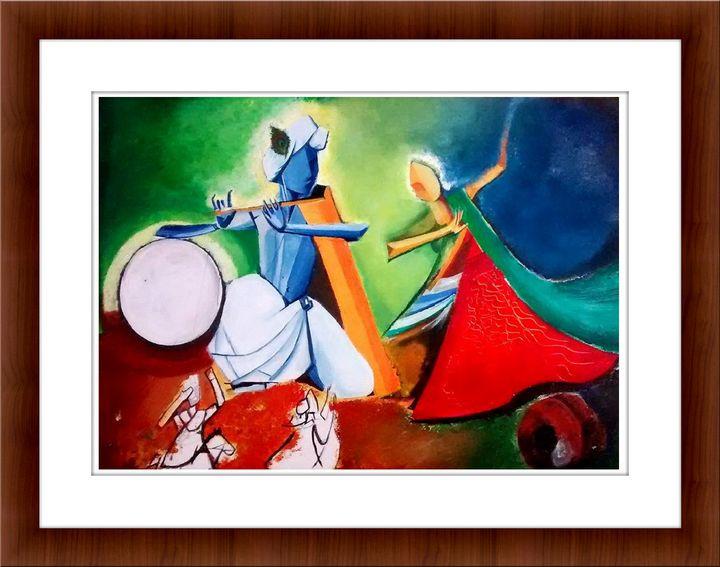 Kathputli - The Puppet - ArtFromHeart