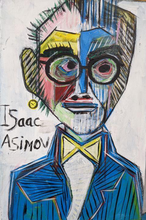 Isaac Asimov - Ron Kammer