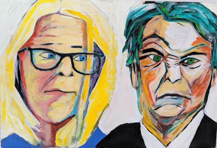 Kavanaugh and Christine Ford - RDKart
