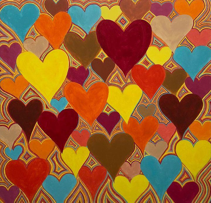 Hearts of Consciousness - Teej