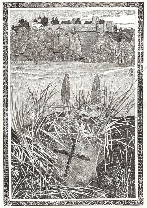 The Rune - AlexandraDvina