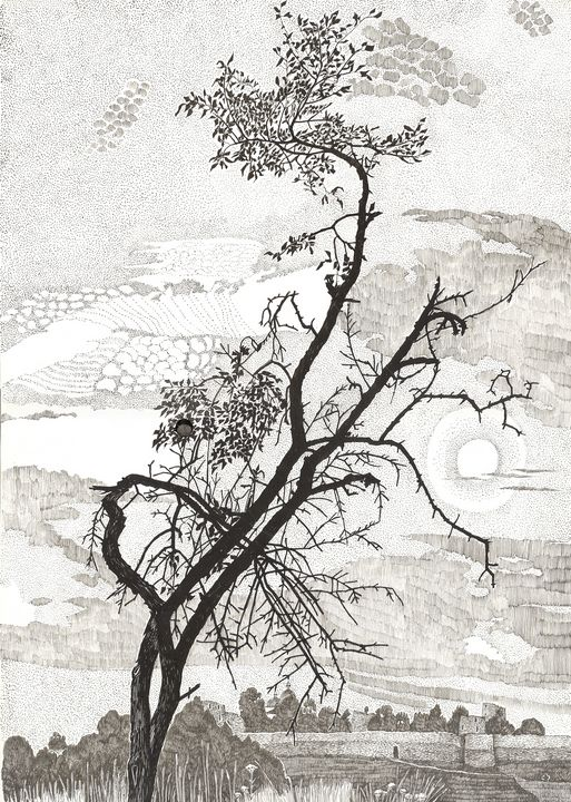 Snake Tree - AlexandraDvina