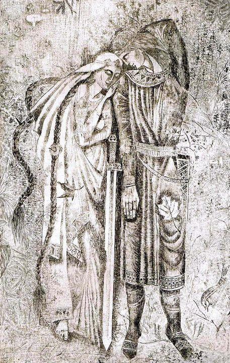 Tristan and Isolde - AlexandraDvina