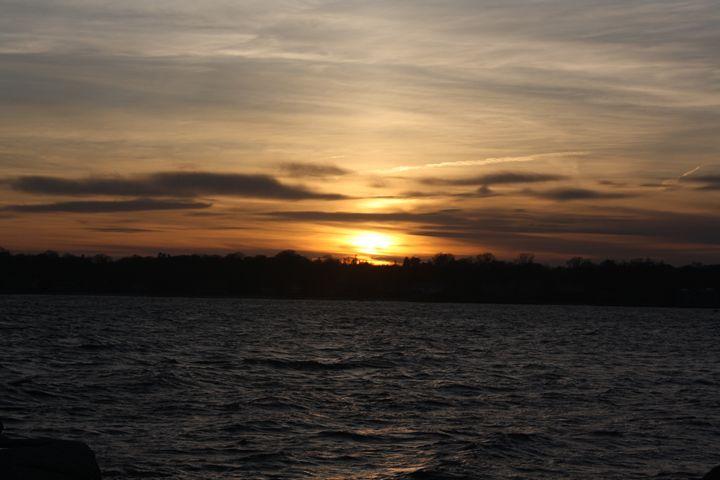 Sunset - Elizabeth Manning