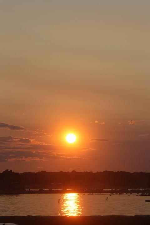 Sun glare - Elizabeth Manning